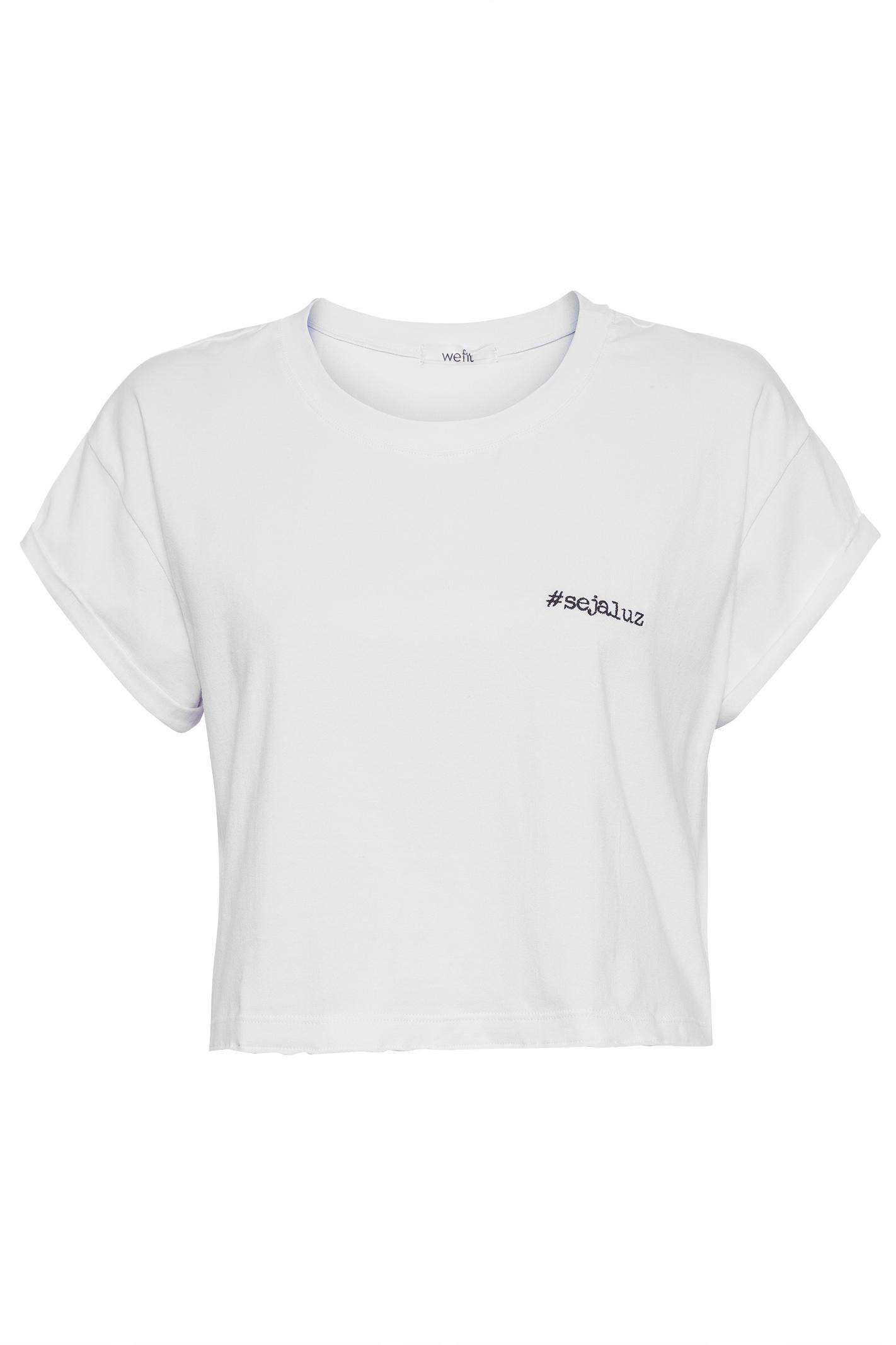 Camiseta Seja Luz