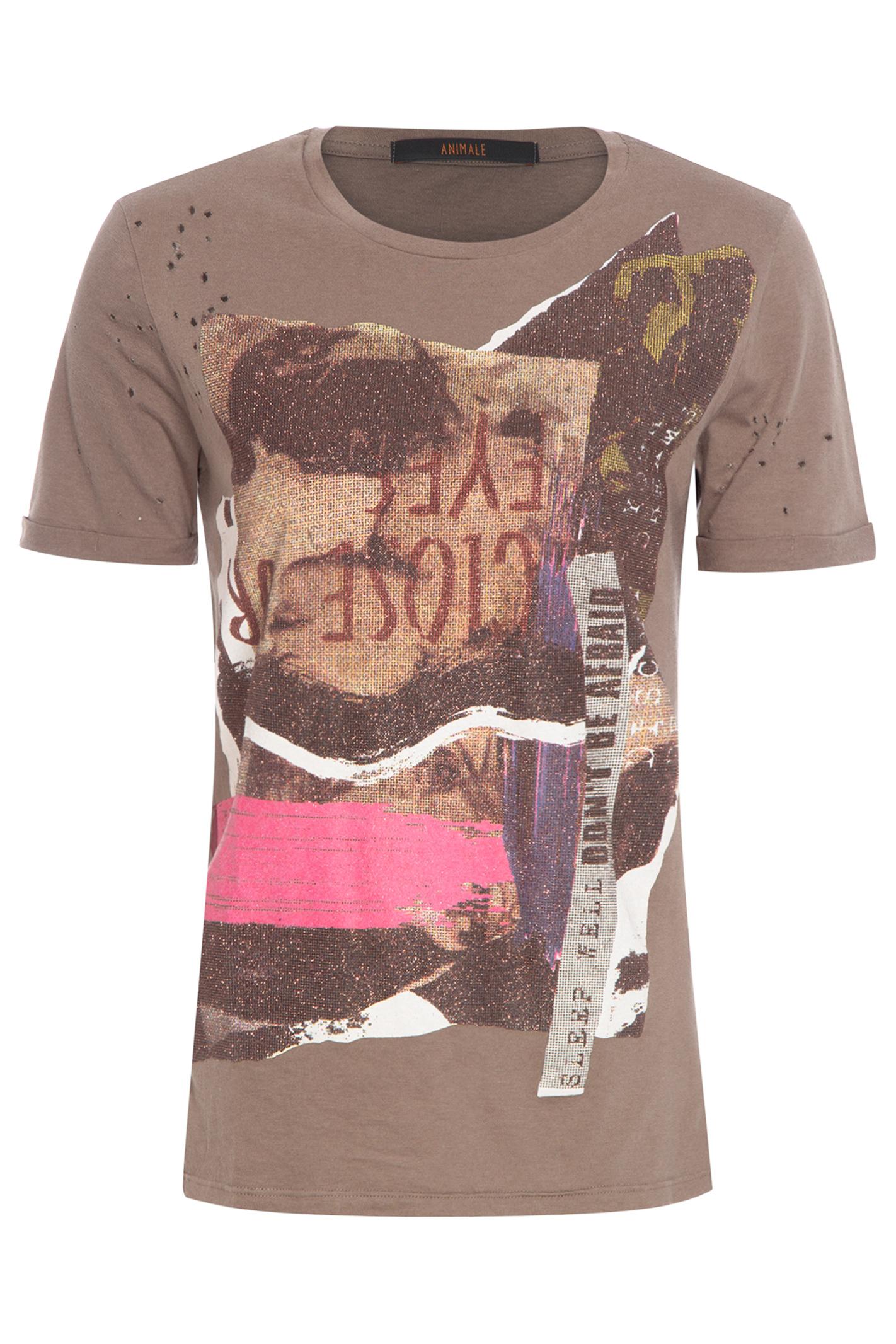 T-Shirt Close Shitake