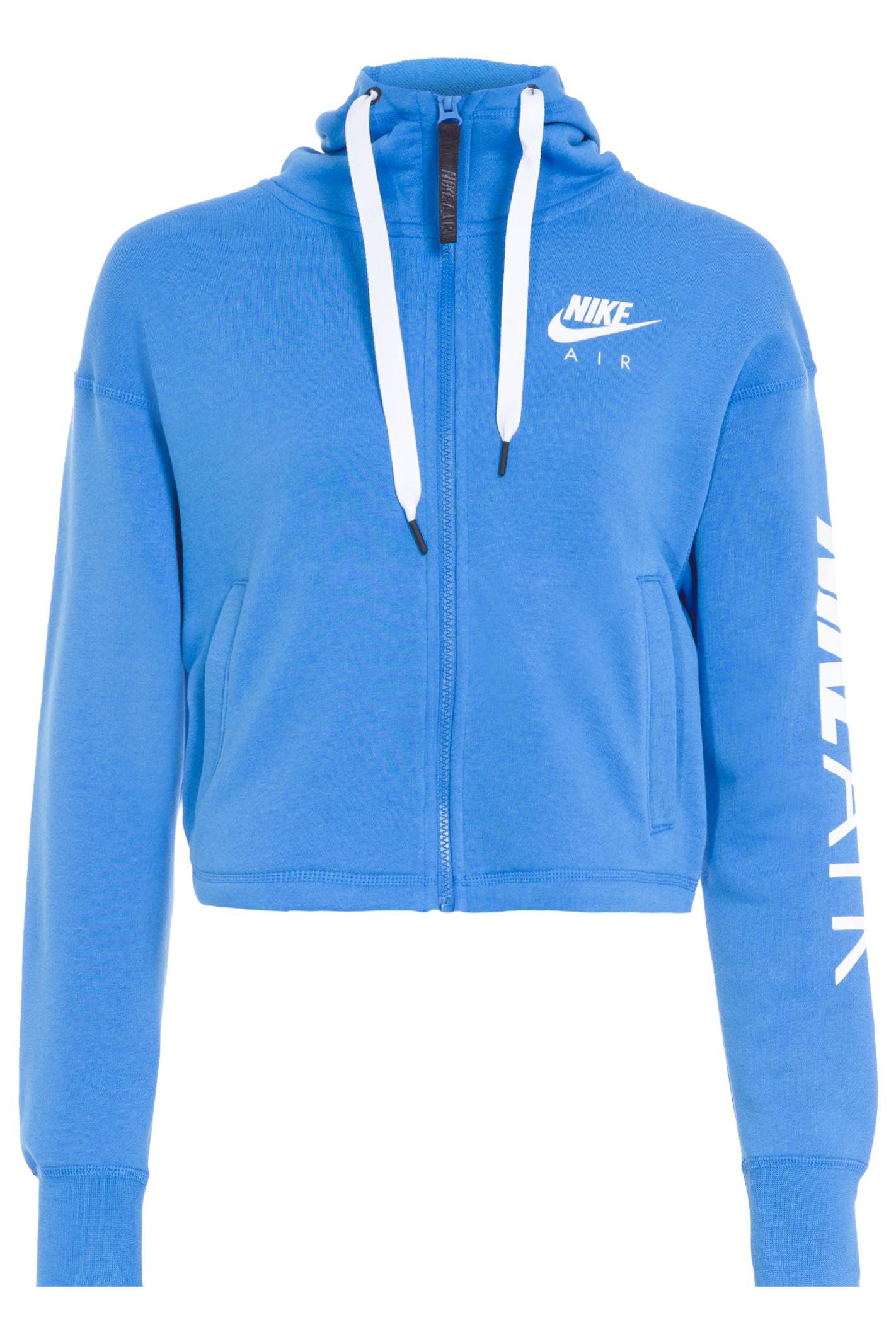 Jaqueta Nike Air Fleece Feminina
