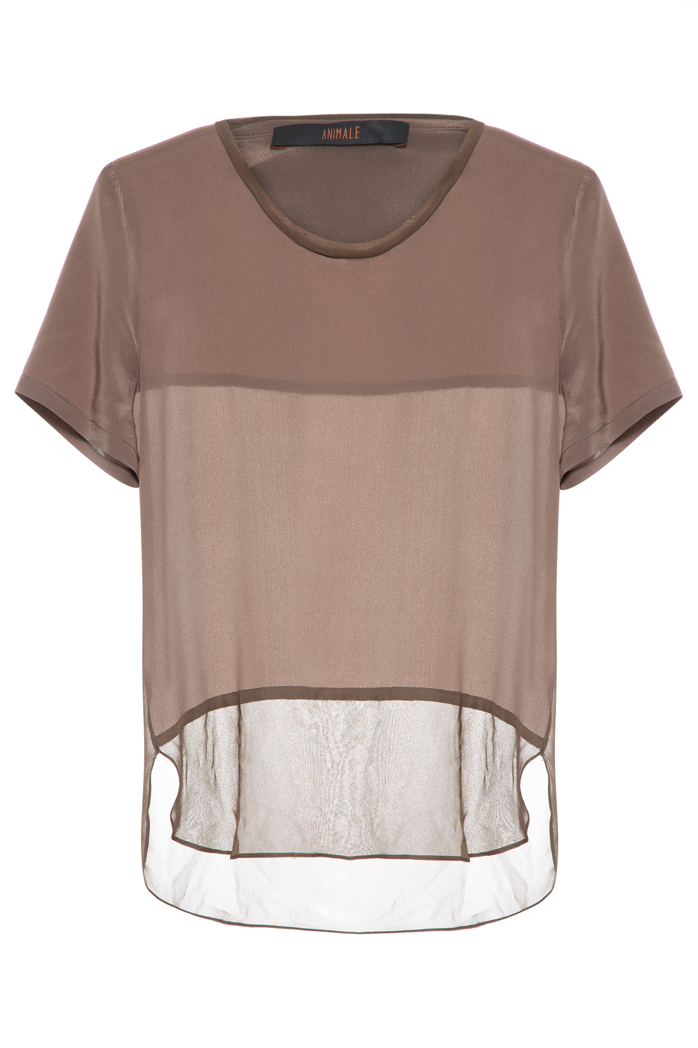 T-Shirt Mix Tecido
