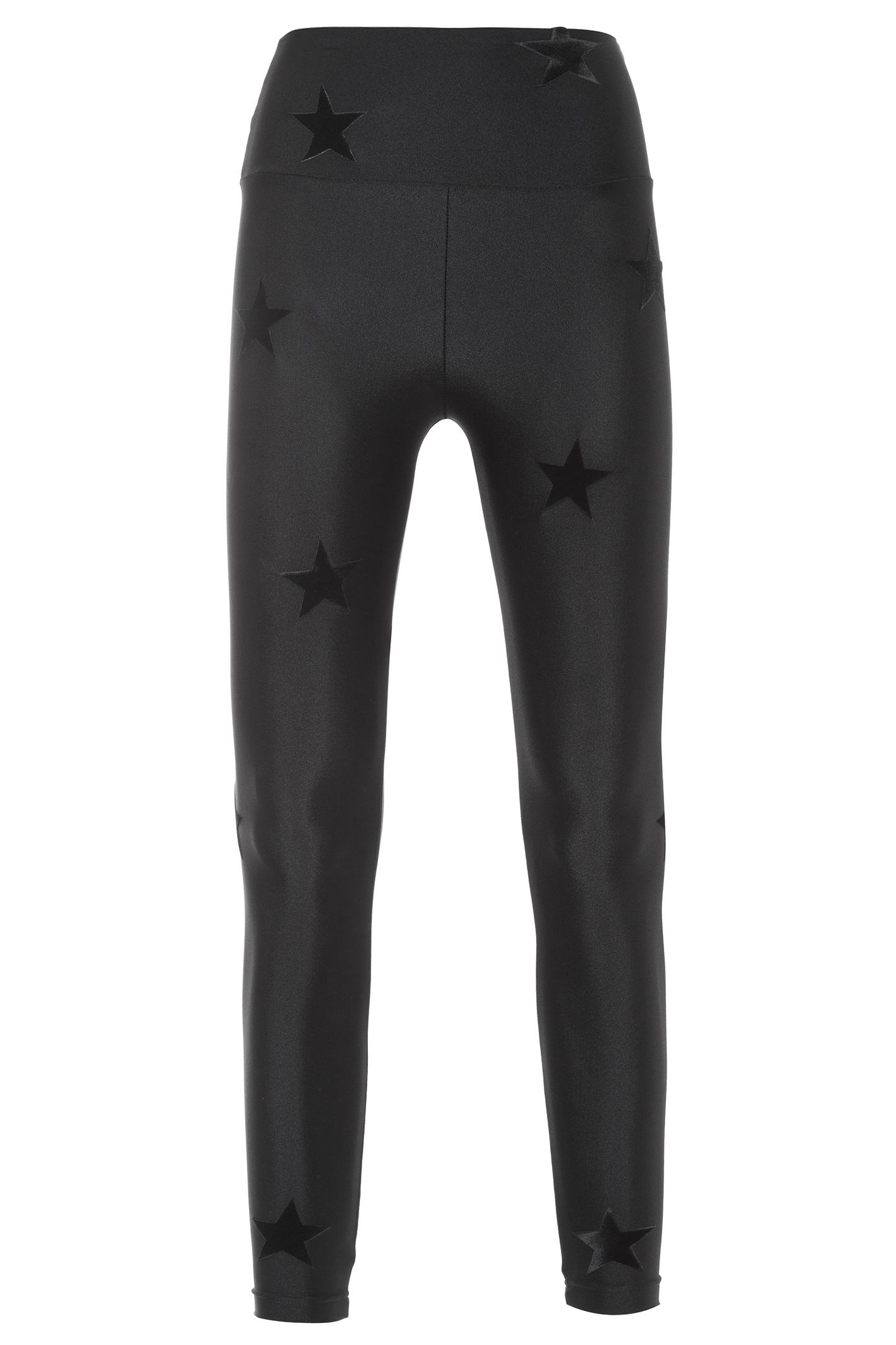 Legging Lycra Cós Velvet Star