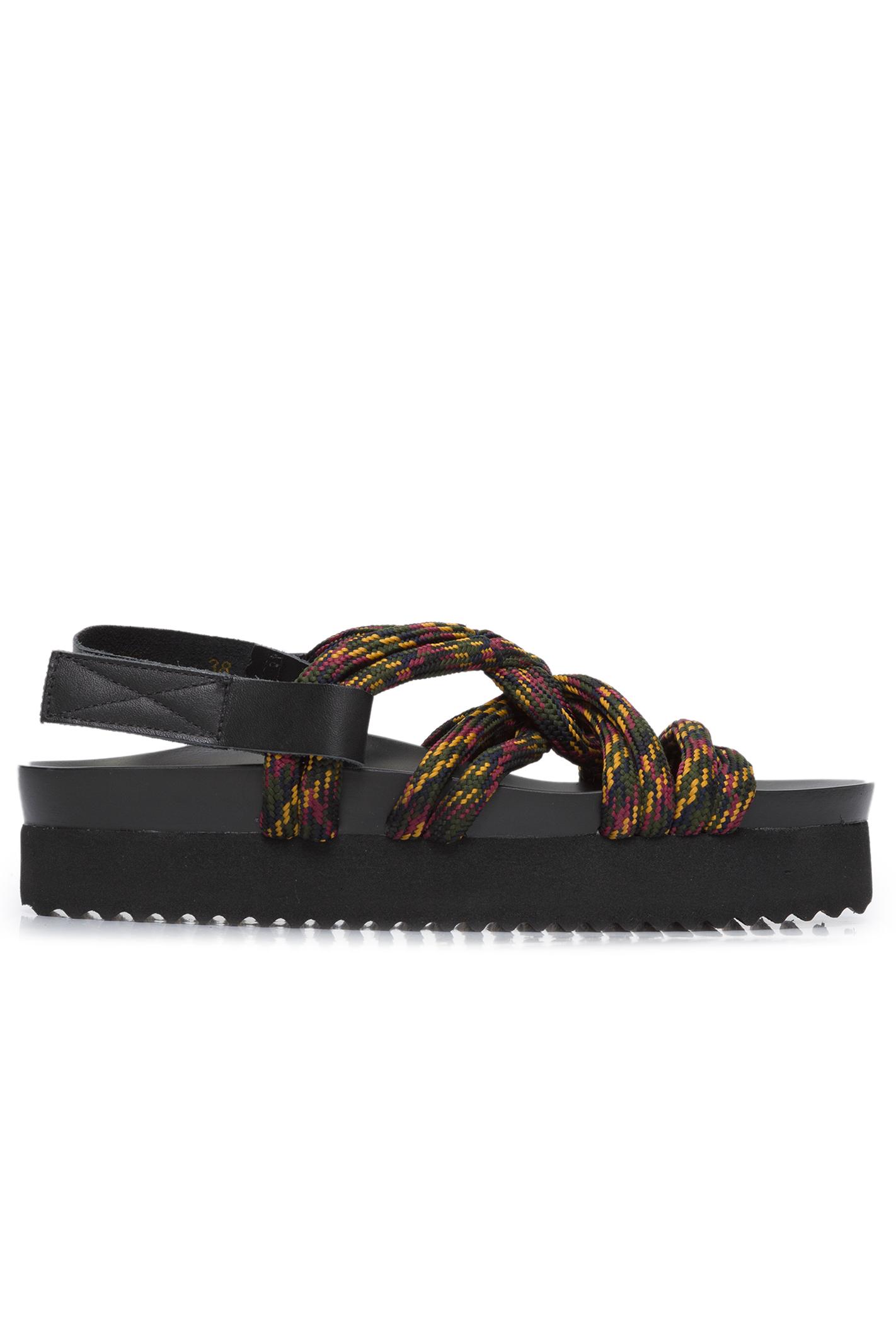 Sapato Flatform