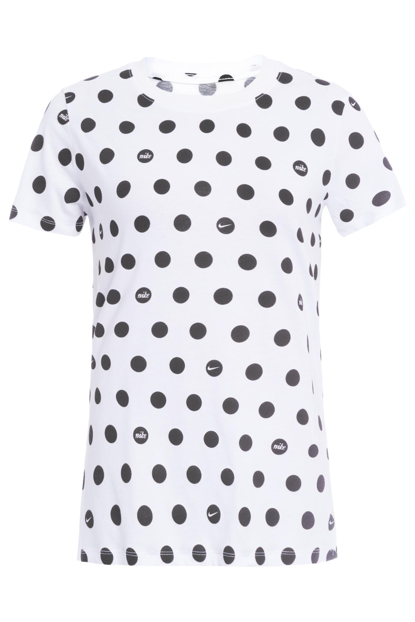 Camiseta W Nsw Tee Polka Dot