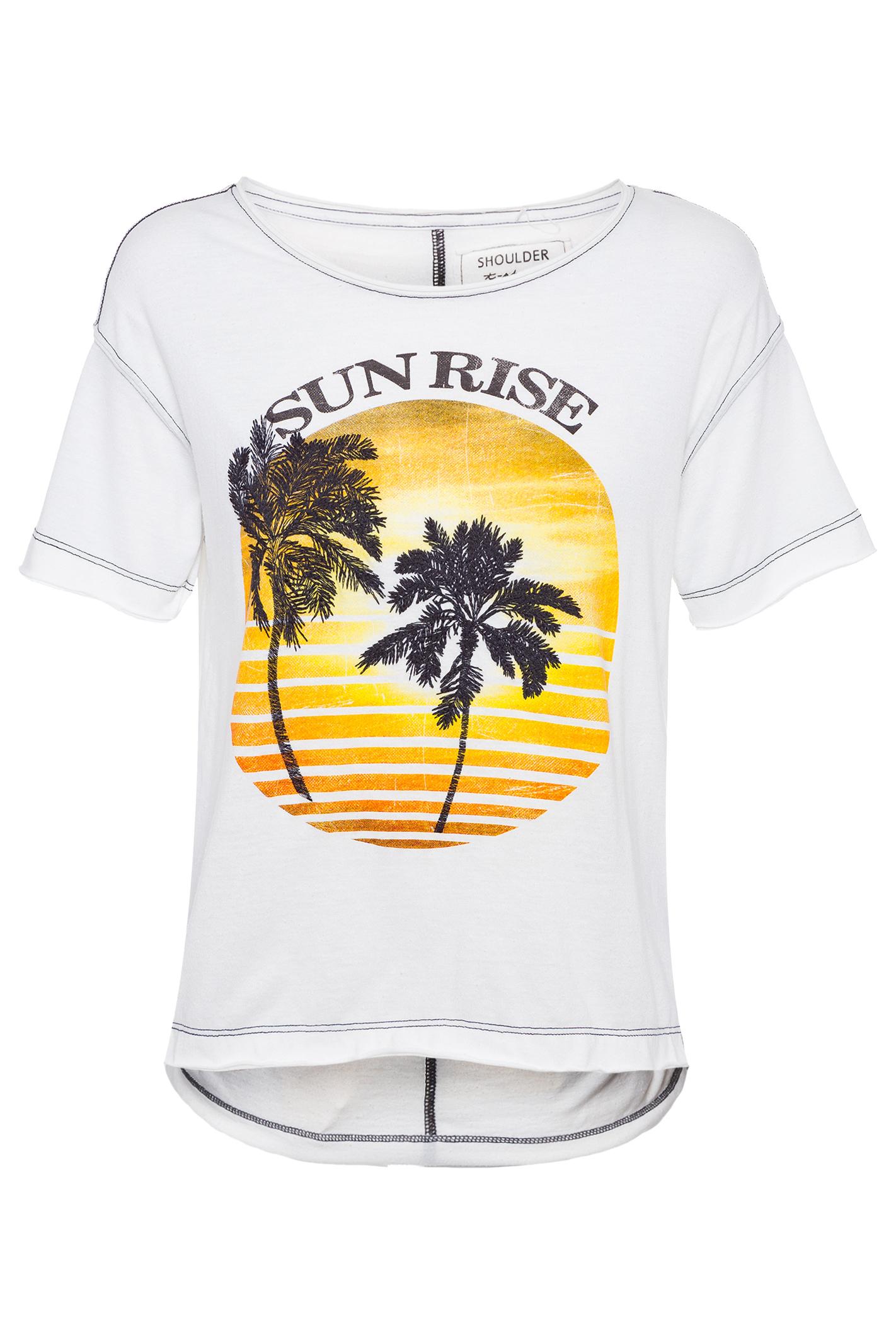 T-Shirt Coqueiro Sunrise