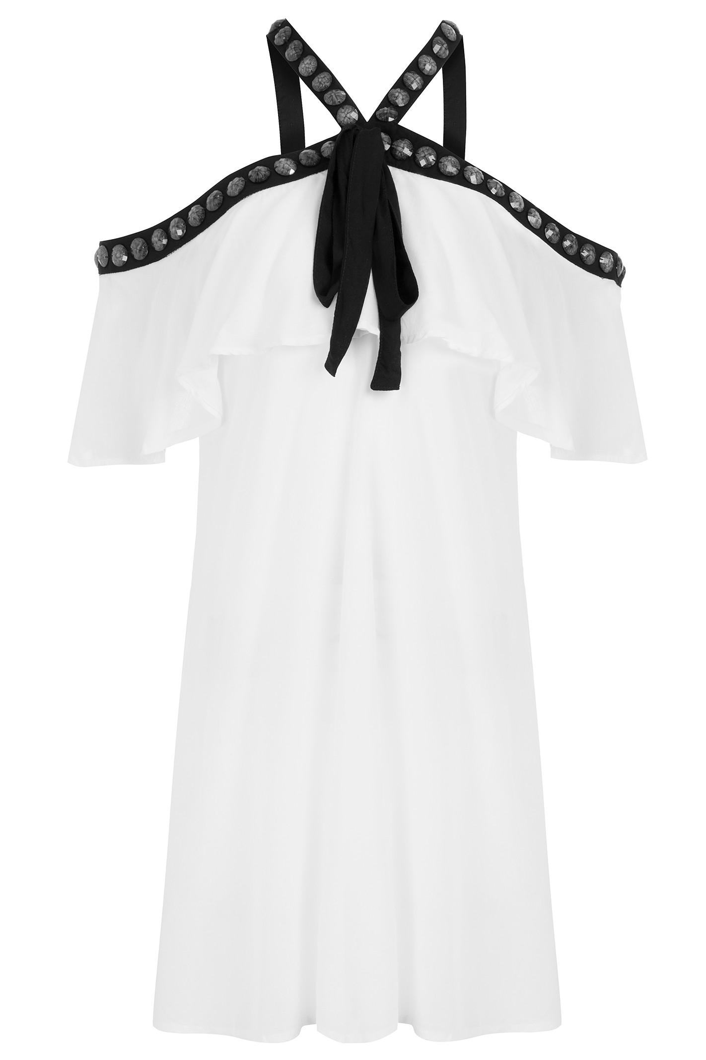 Vestido Venice - Branco