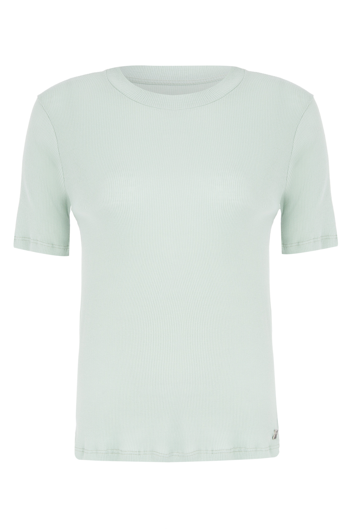 Tshirt Canelado - Verde