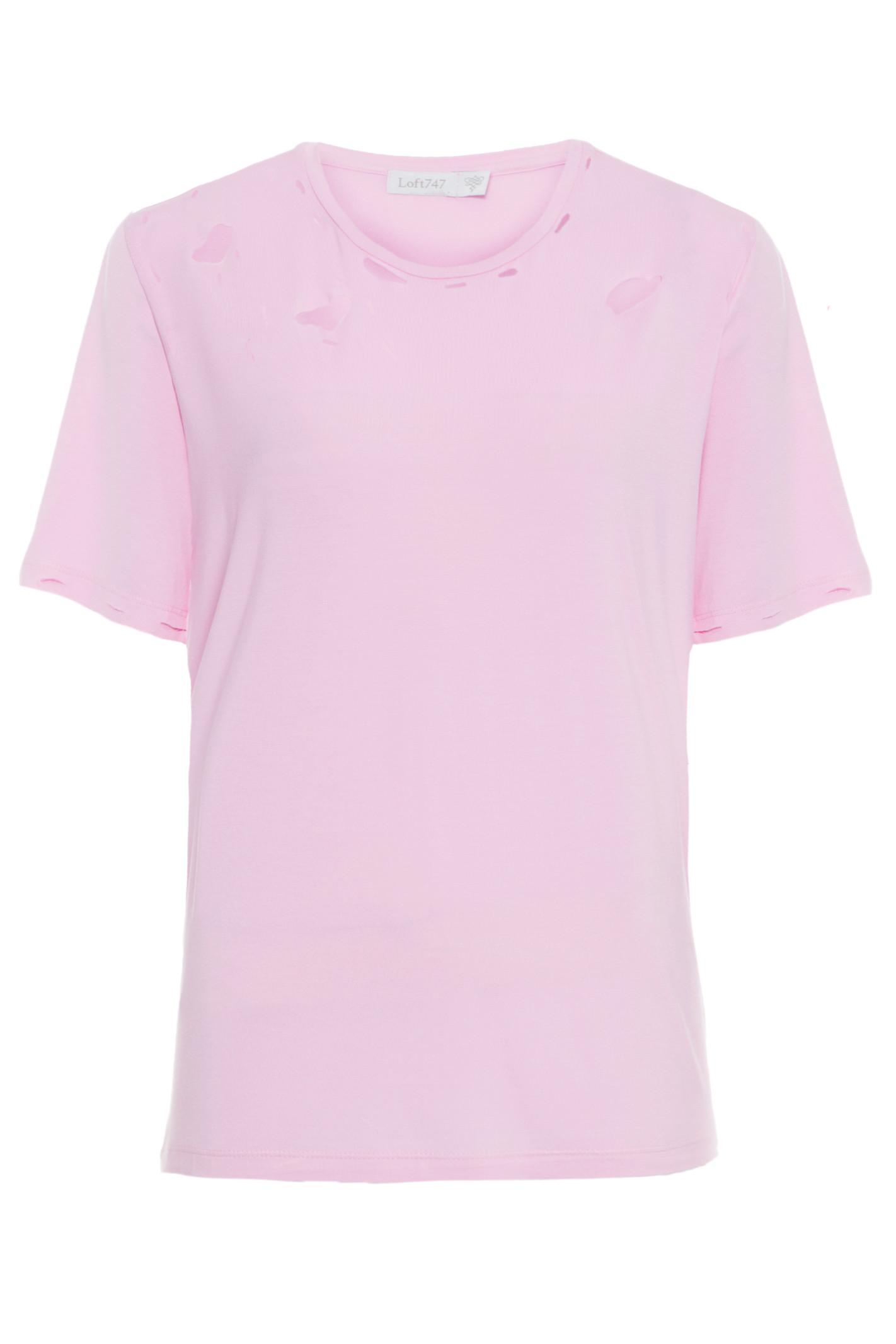 T-Shirt Bruna - Rosa