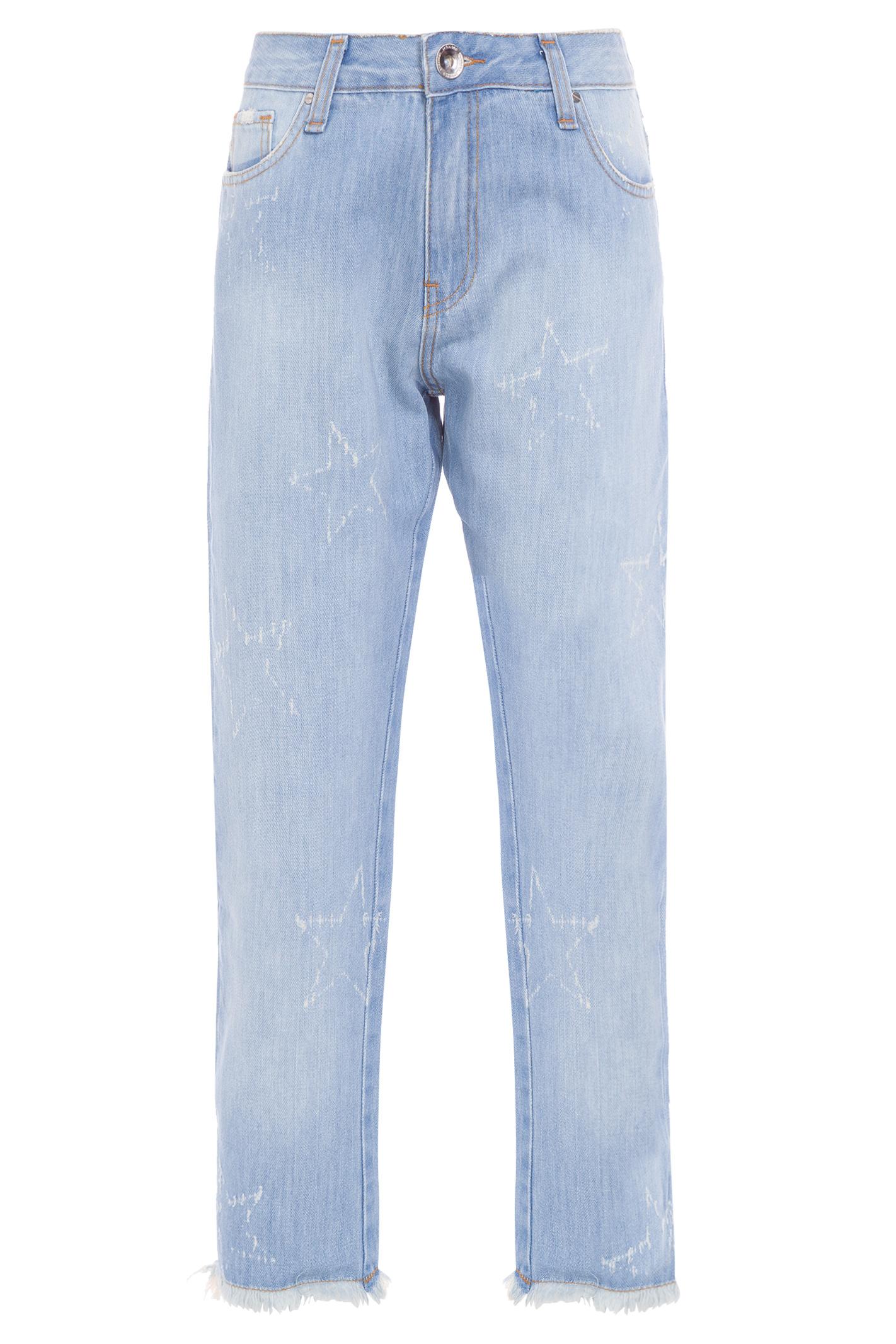 Calca Jeans Estrelas
