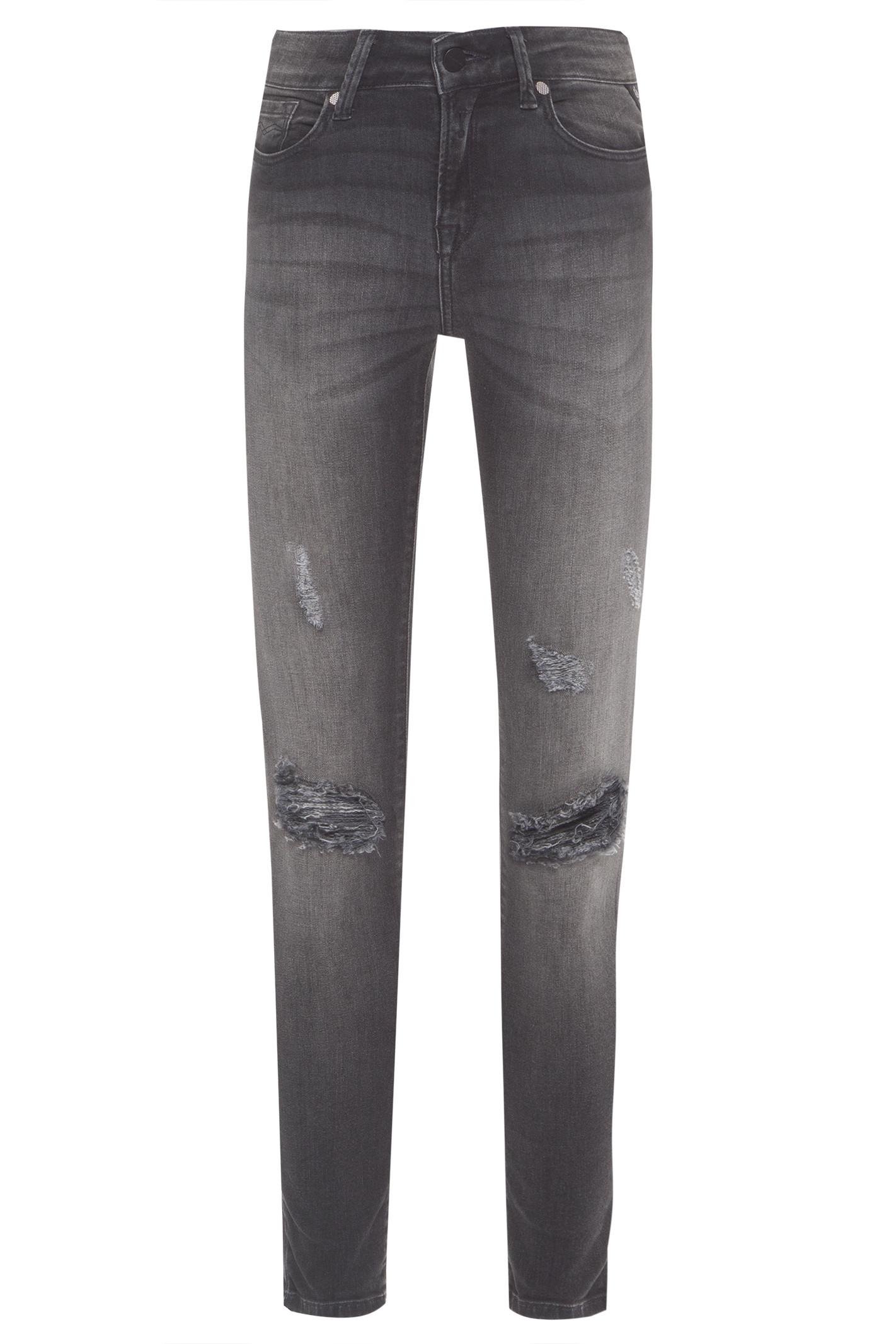 Calça Jeans Lavagem - Preto