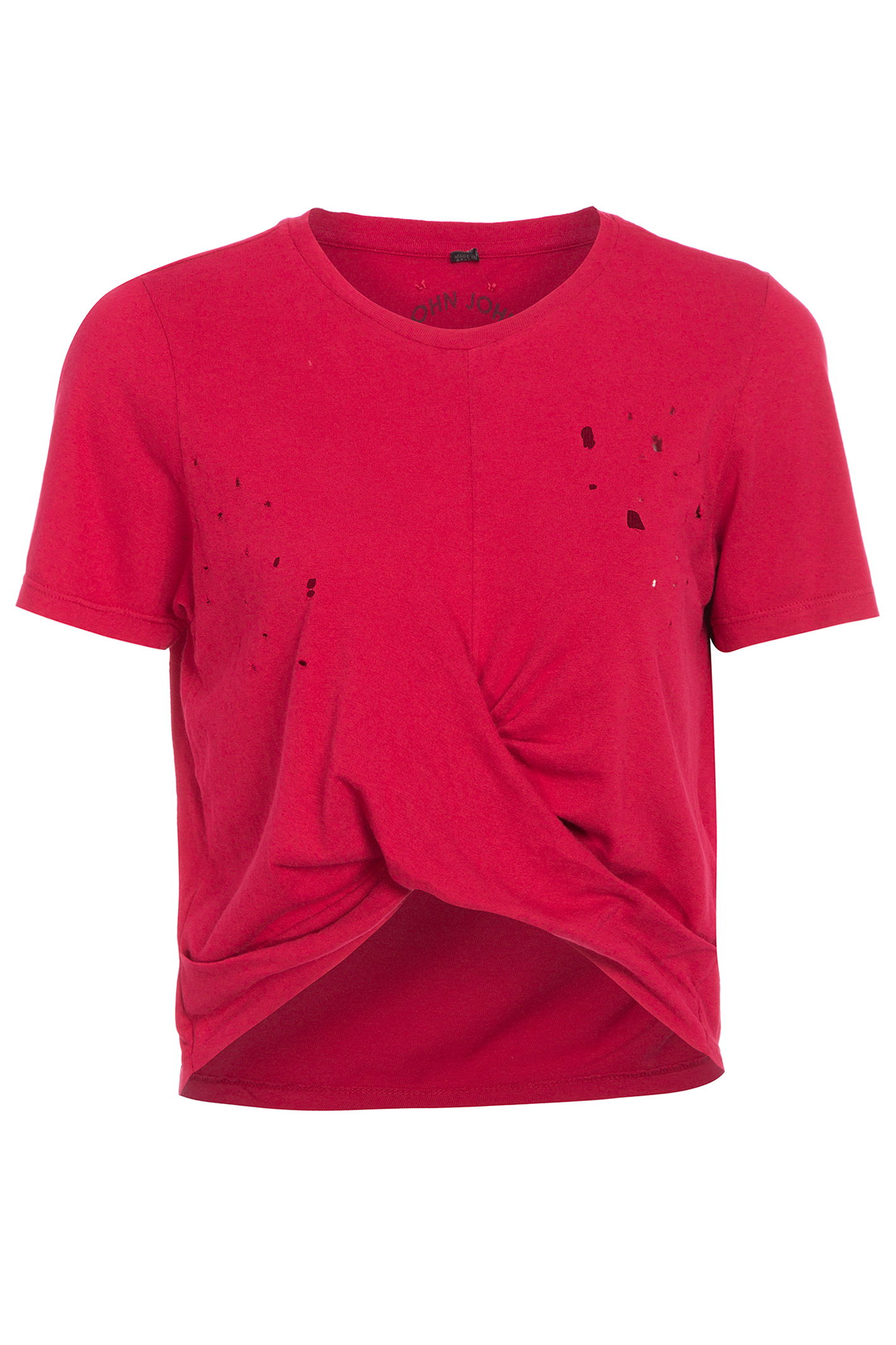 T Shirt Knot
