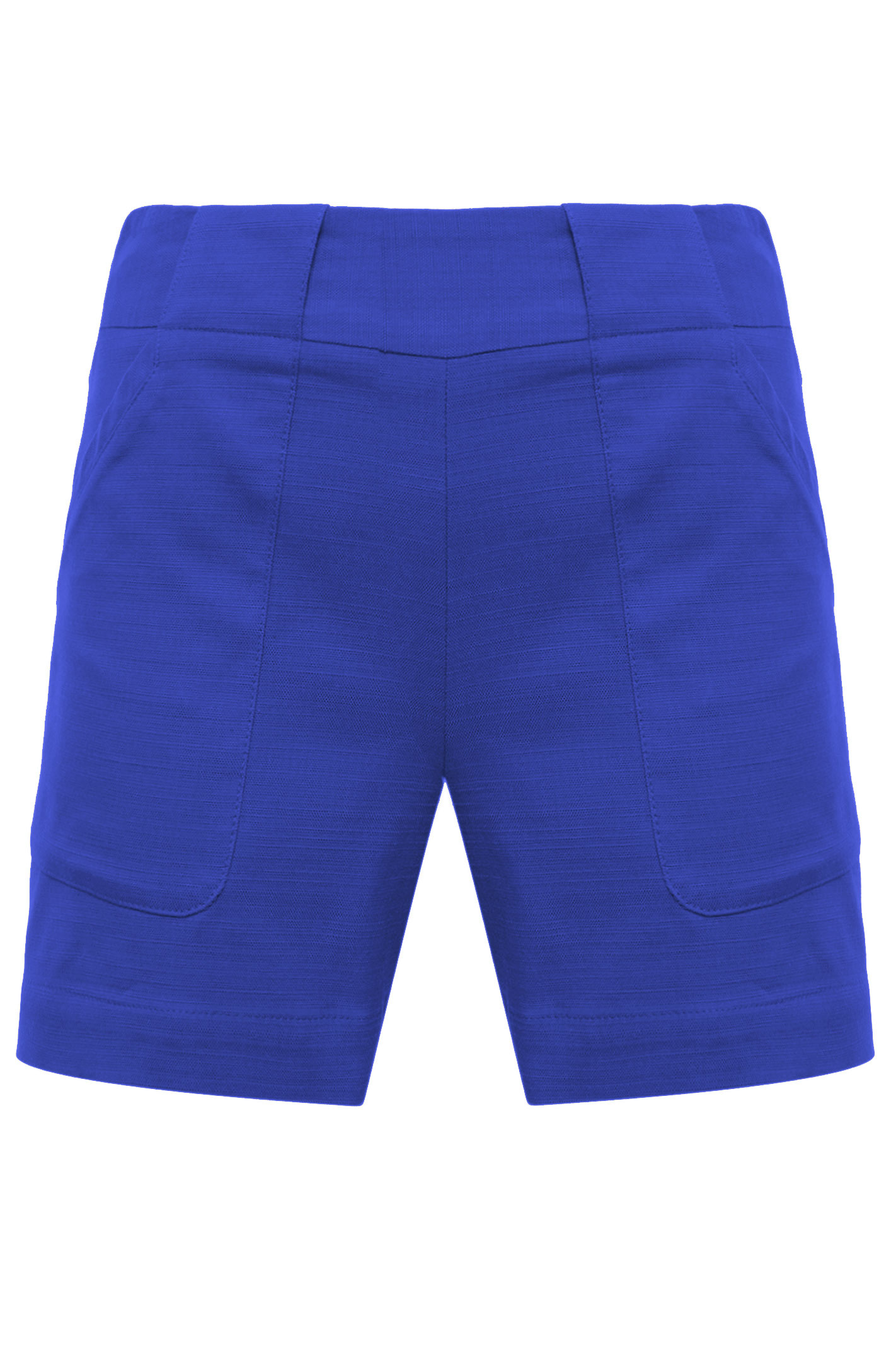 Short Nate Bolso Amplo - Azul