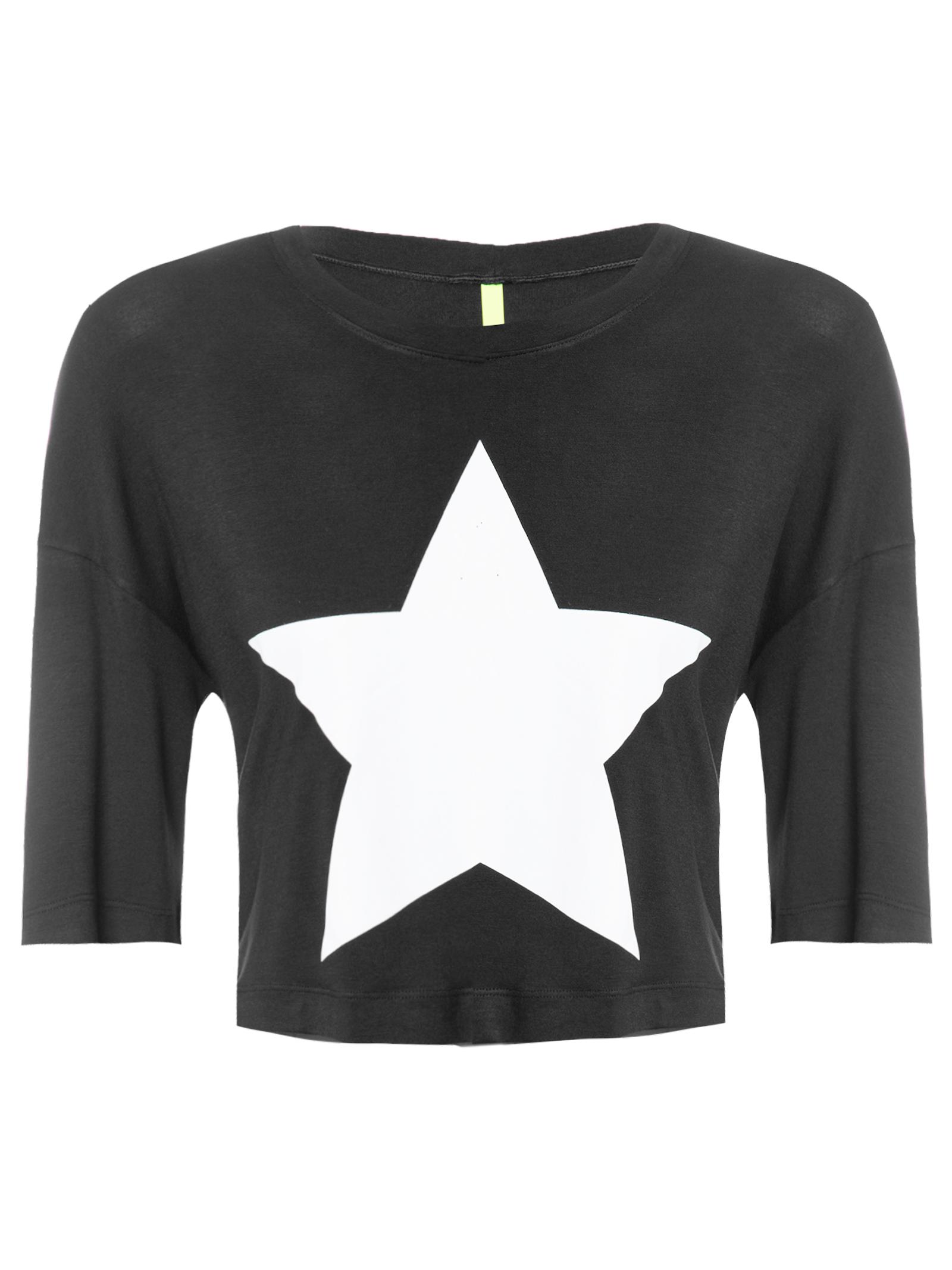 Camiseta Pequi Silk - Preto
