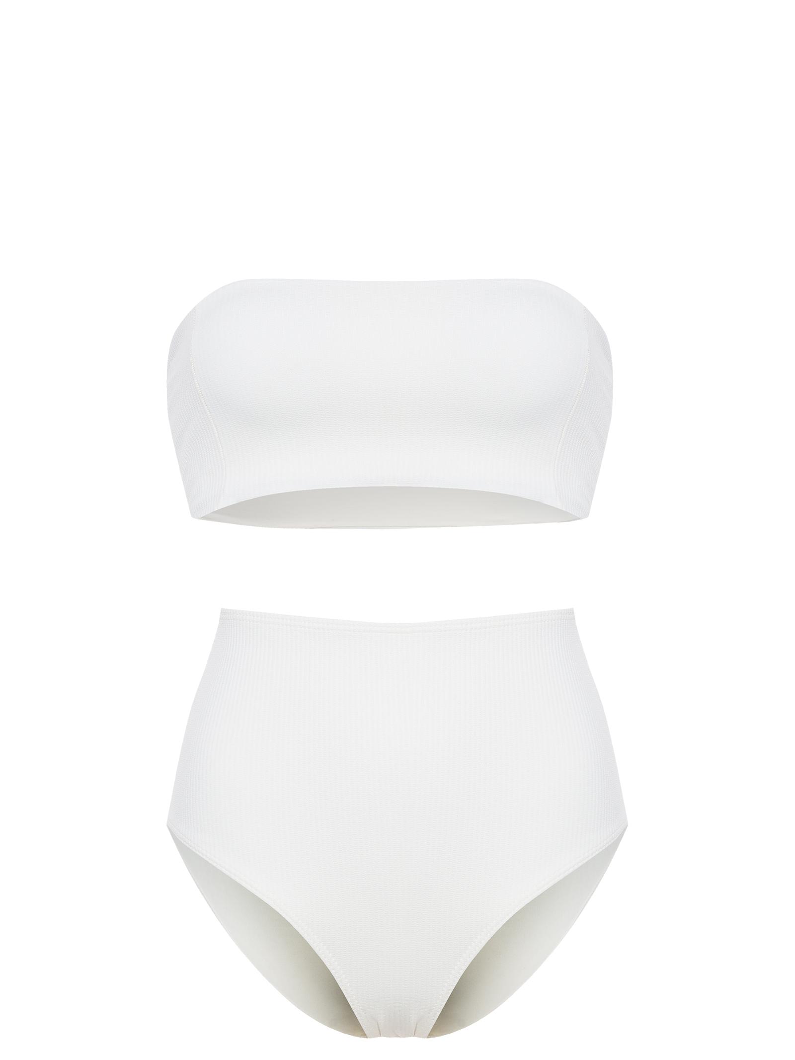 Biquíni Hot Pant Nó - Off White